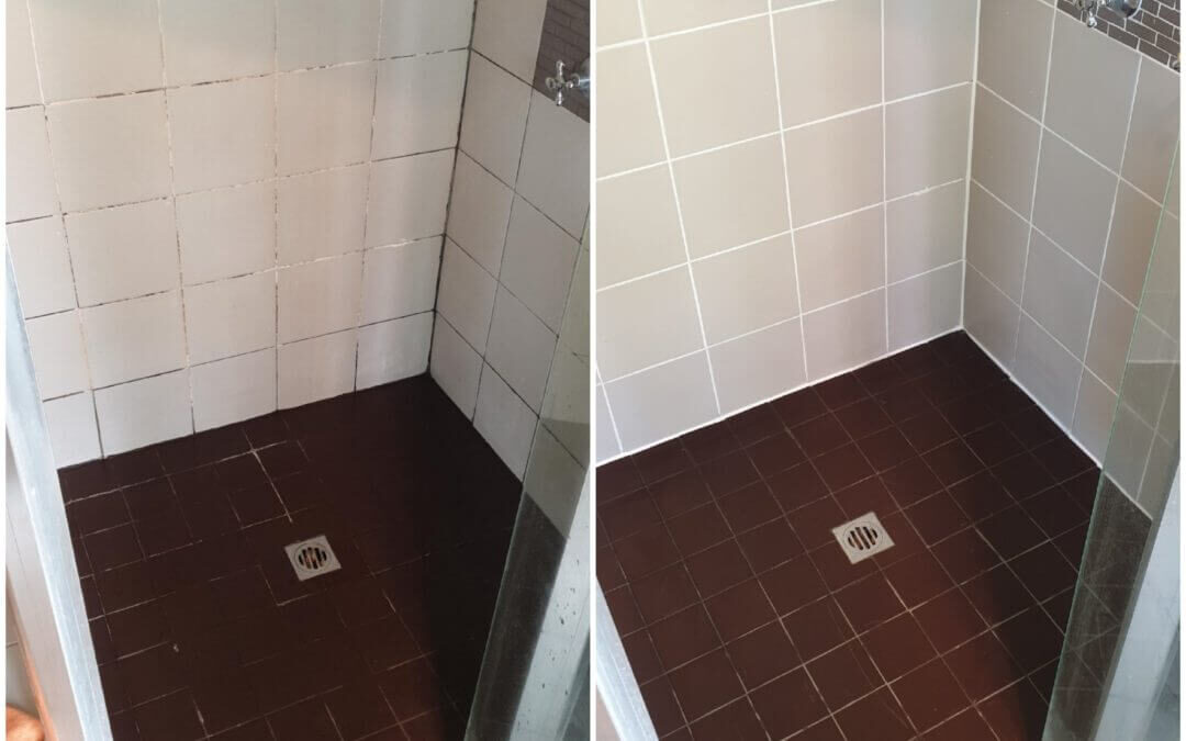 Seal and Grout replacement in most cases is the cost effective solution