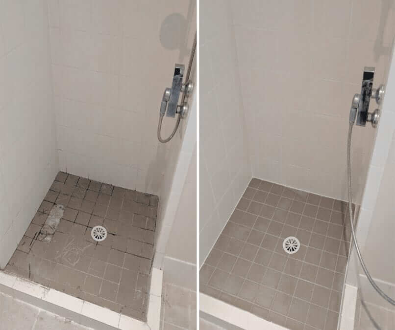 Solution for Cracking of Tiling and Grout