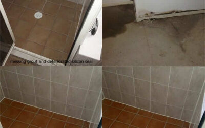 No more leak – Seal and Grout replacement services